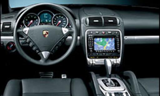 image: Porsche i terrenget