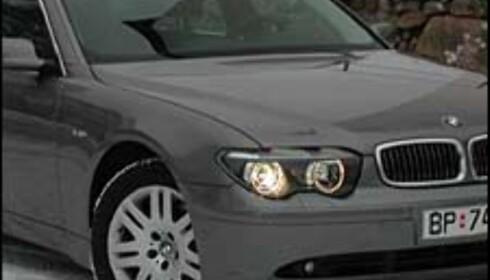 TEST: BMW 730dA
