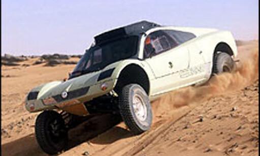image: VW satser på kvinne i ørkenrally