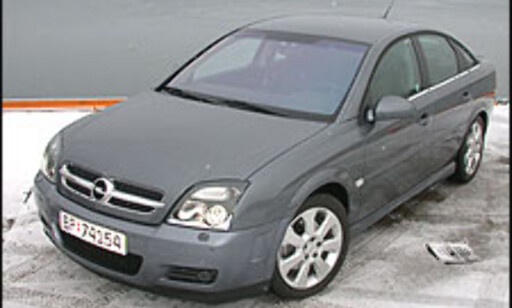 image: TEST: Opel Vectra GTS 3.2 V6
