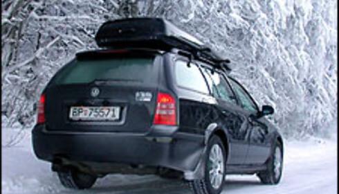 TEST: Skoda Octavia RS
