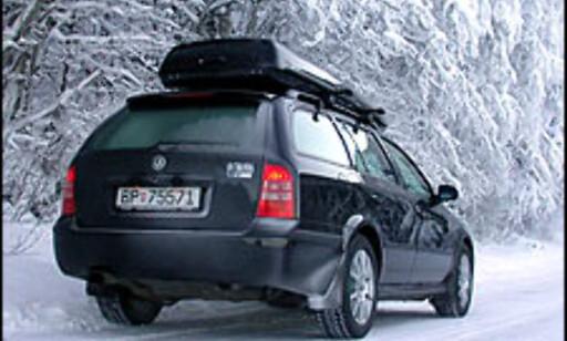 image: TEST: Skoda Octavia RS