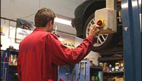 Bilreparasjon i Sverige:Smutthull har blitt trangere