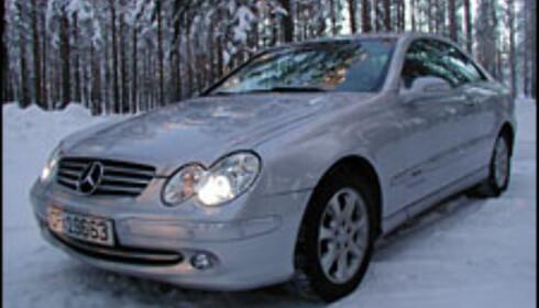 TEST: Mercedes-Benz CLK 200 K