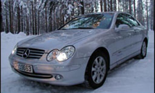 image: TEST: Mercedes-Benz CLK 200 K