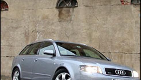 TEST: Audi A4 1.8 T Quattro