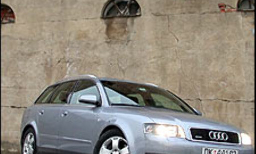 image: TEST: Audi A4 1.8 T Quattro