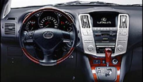 Ny Lexus RX300
