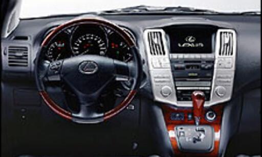 image: Ny Lexus RX300
