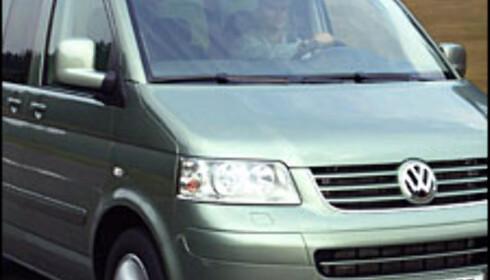 Caravelle blir Multivan