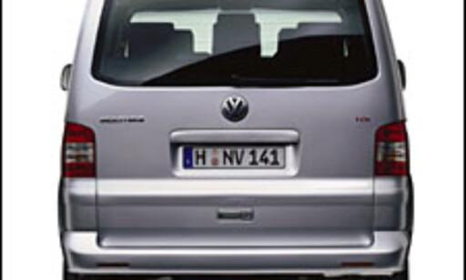 image: Caravelle blir Multivan
