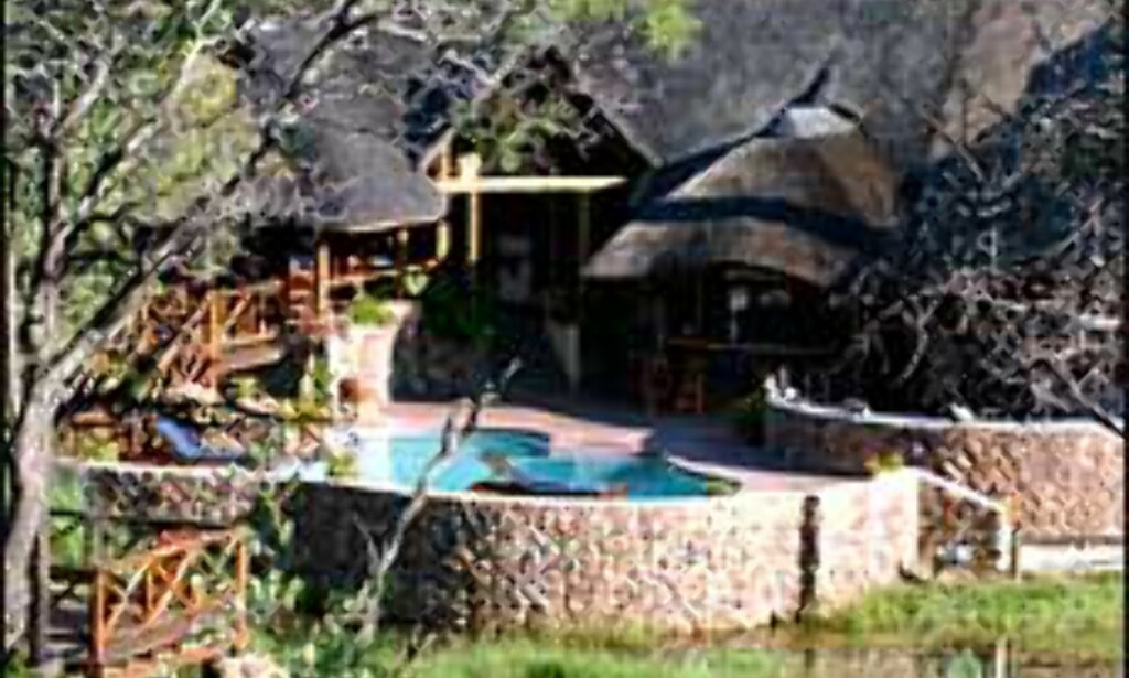 På safari med Store Verden, bor du luksuriøst på Matswani Safari Lodge.<br /> <I>Foto: Store Verden AS<I> Foto: Store Verden AS