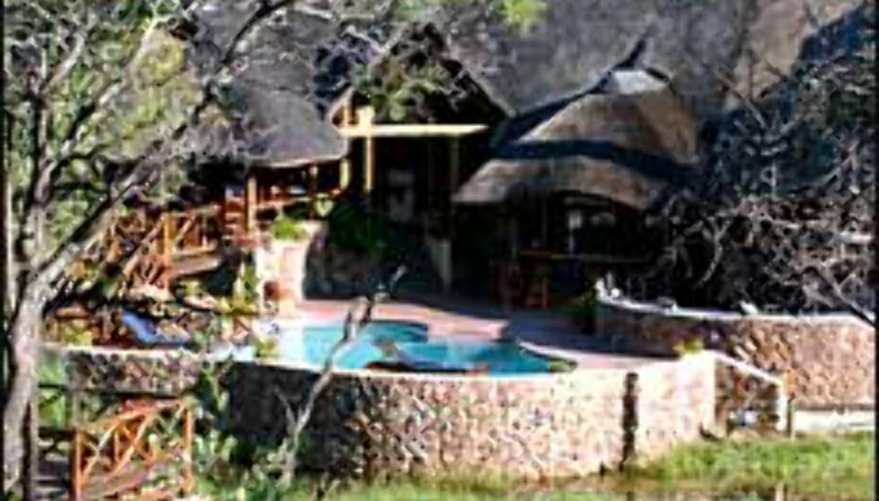 På safari med Store Verden, bor du luksuriøst på Matswani Safari Lodge. Foto: Store Verden AS Foto: Store Verden AS