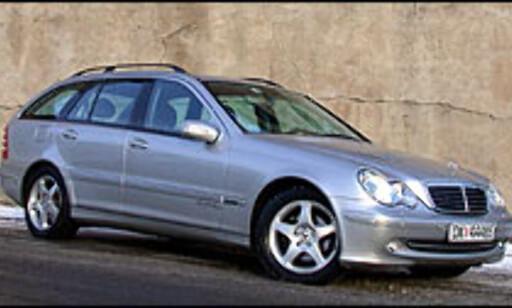 image: TEST: Mercedes C 180 T Kompressor