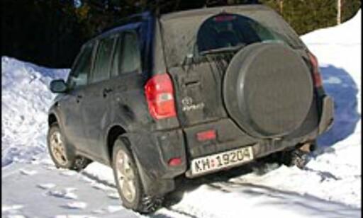 image: TEST: Toyota RAV4 D-4D