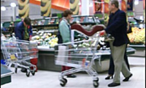 image: Maten er 35 prosent billigere i Sverige