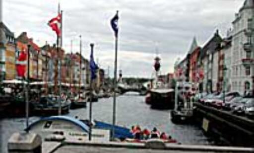 Ta et storbyavbrekk til København.