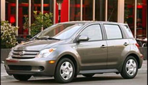 Scion: Nytt bilmerke fra Toyota
