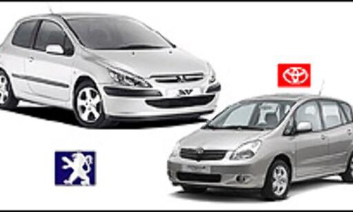 image: Toyota og Peugeot stormer frem på tyskernes bekostning