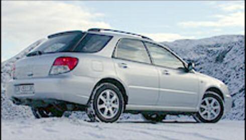 TEST: Subaru Impreza 2.0 GX