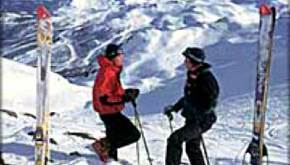 Fremdeles muligheter i Hemsedal.<br /> <I>Foto: Ski Hemsedal</I> Foto: Ski Hemdsedal