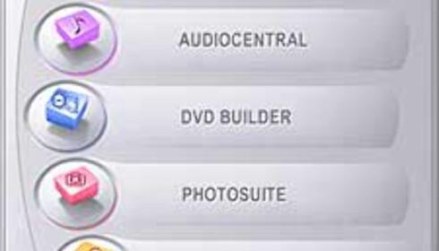 Easy CD & DVD Creator 6