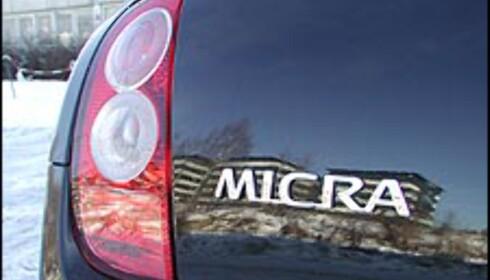 TEST: Nissan Micra 1.2 Tekna