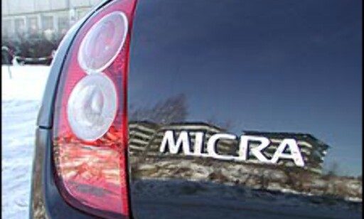 image: TEST: Nissan Micra 1.2 Tekna