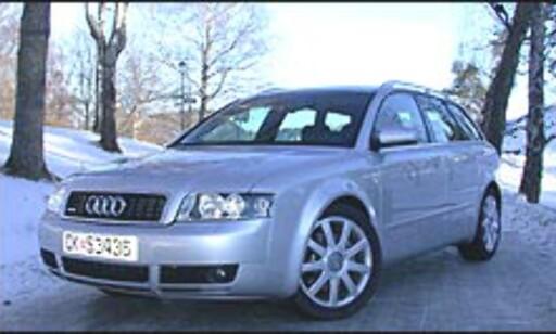 image: TEST: Audi A4 Avant 1.8 T quattro S-line