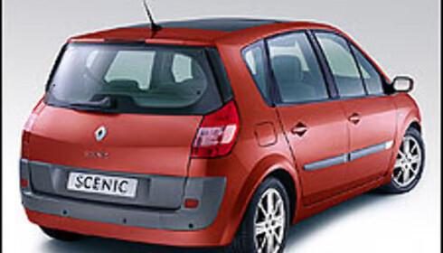 Renault Scenic II.