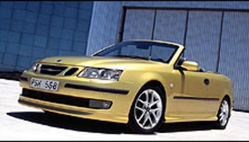 Saab 9-3 kabriolet