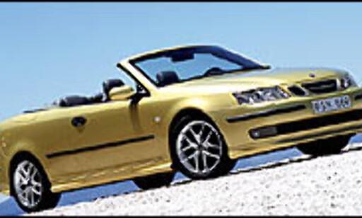 image: Saab 9-3 kabriolet