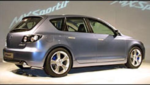 Mazda 3 konsept