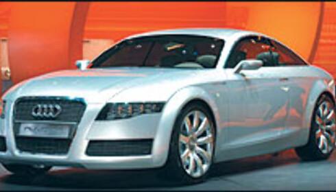 Konturer av ny Audi A6?