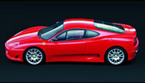 Ferrari med rå 360-versjon