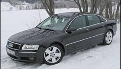 TEST: Audi A8 4.2