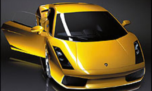 image: Lamborghini Gallardo