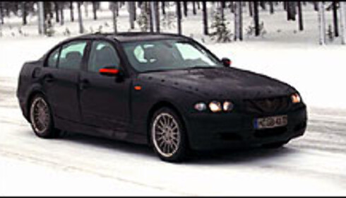Ny BMW 3 serie 2005