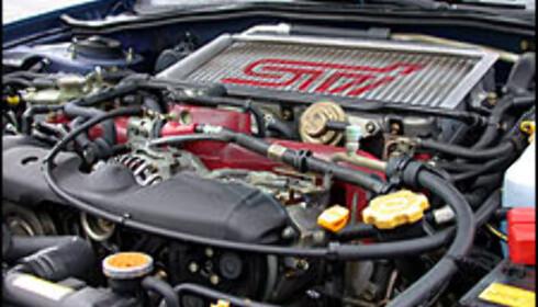 TEST: Subaru Impreza WRX STi