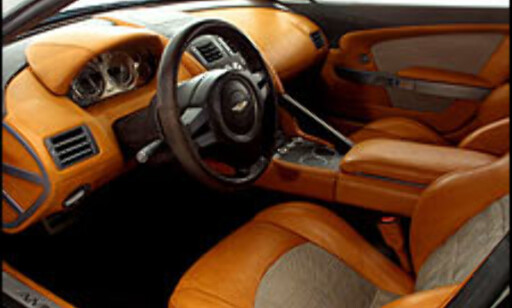 image: Aston Martin AMV8