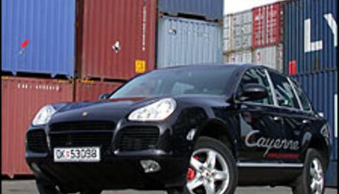 TEST: Porsche Cayenne Turbo
