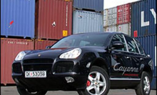 image: TEST: Porsche Cayenne Turbo