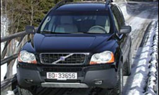 image: TEST: Volvo XC90 D5