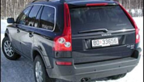 TEST: Volvo XC90 D5