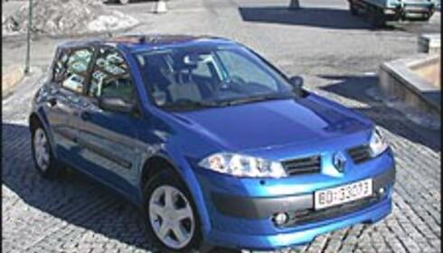 TEST: Renault Megane 1.6