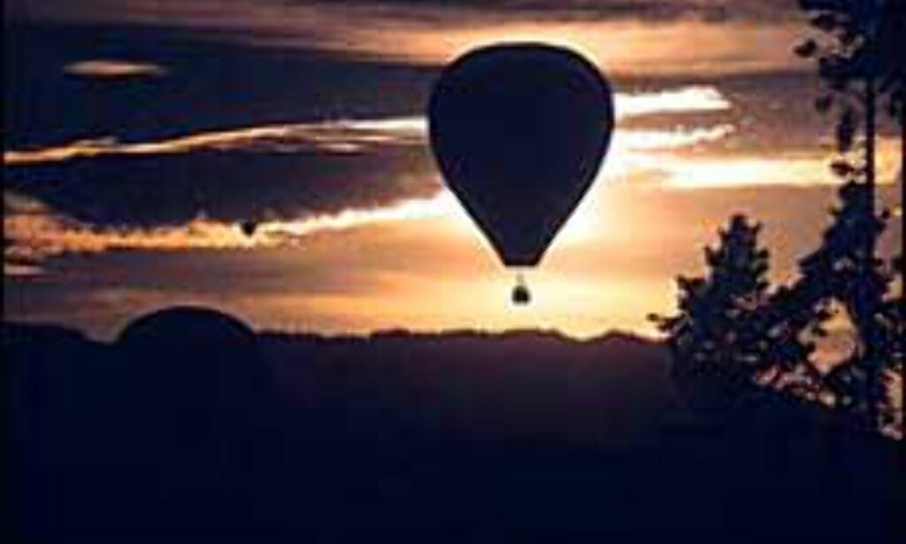 Bysightseeing fra oven. Her med varmluftsballong i Australia.<br /> <I>Foto: Balloon Aloft</I> Foto: Balloon Aloft (balloonaloft.com)
