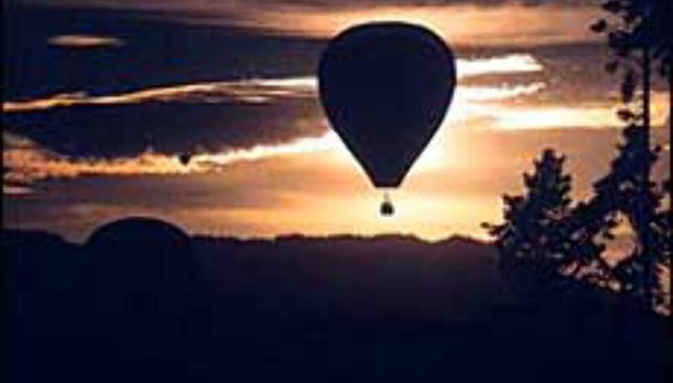 Bysightseeing fra oven. Her med varmluftsballong i Australia. Foto: Balloon Aloft Foto: Balloon Aloft (balloonaloft.com)