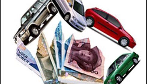 Nybilsalg og bruktpriser i utforbakke