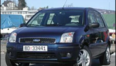 TEST: Ford Fusion 1.4