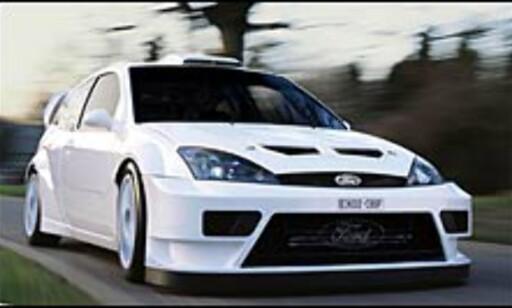 image: Ny WRC-bil fra Ford